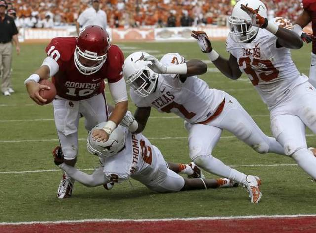 OU marched out to an unreachable lead on Saturday and never looked back.
