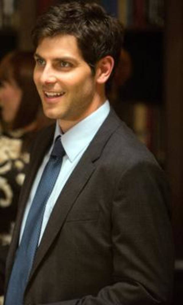 "David Giuntoli stars in ""Grimm."" - Photo by Scott Green/NBC)"