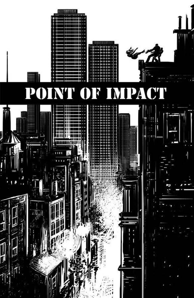 �Point of Impact� is a new miniseries by writer Jay Faerber. PHOTO PROVIDED