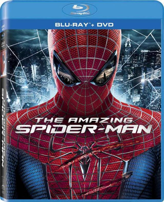 &acirc;The Amazing Spider-Man.&acirc; Columbia/Sony