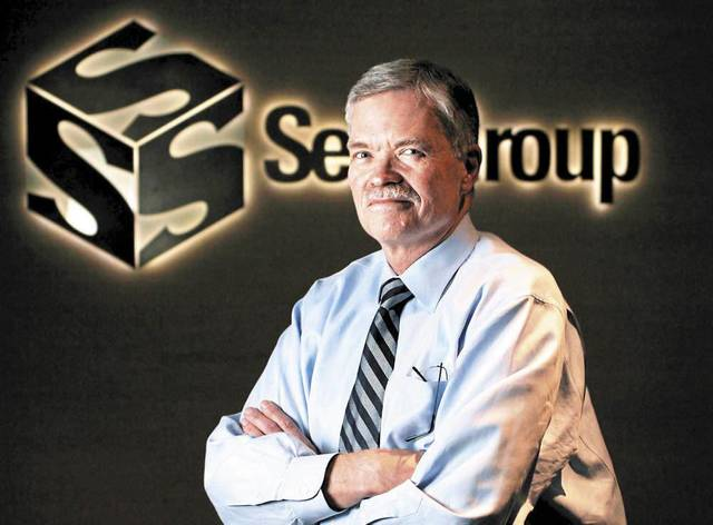 Norm Szydlowski, president and chief executive officer of SemGroup Corp., is shown. TULSA WORLD ARCHIVES PHOTO