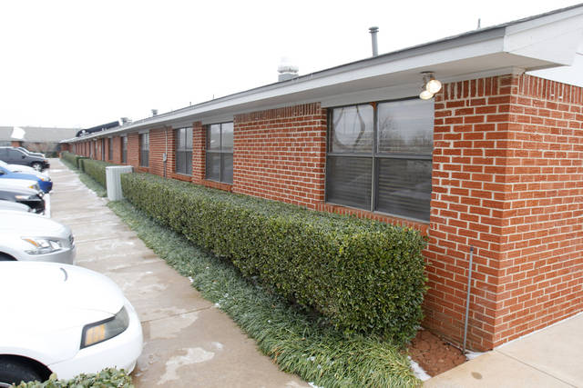 This is the Buena Vista nursing home in Midwest City, OK, Thursday, December 27, 2012. The nursing home was fined $168,000 for housing a convicted murderer, rapist and two other California felons for a month last year and has been investigated by the state Health Department every year since at least 2003.  By Paul Hellstern, The Oklahoman
