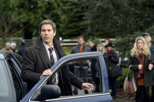 Eric McCormack as Joe Sullivan - Photo by Ed Araquel Copyright 2011