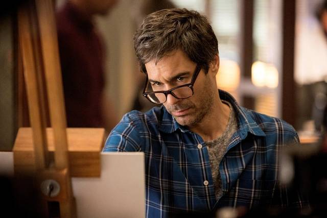 "Eric McCormack stars in ""Perception."" - Photo by Jennifer Clasen/TNT"