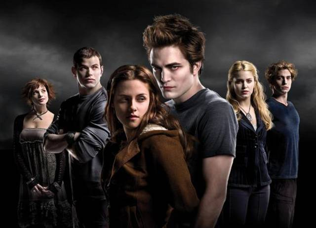 "Cast of the movie ""Twilight"""
