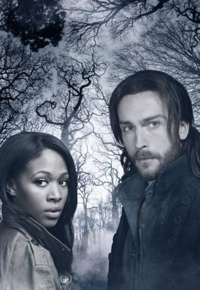 SLEEPY HOLLOW: Cast L-R: Nicole Beharie and Tom Mison. The new FOX drama SLEEPY HOLLOW premieres Monday, Sept. 16 (9:00-10:00 PM ET/PT) on FOX. ©2013 Fox Broadcasting Co. Cr: Michael Lavine/FOX