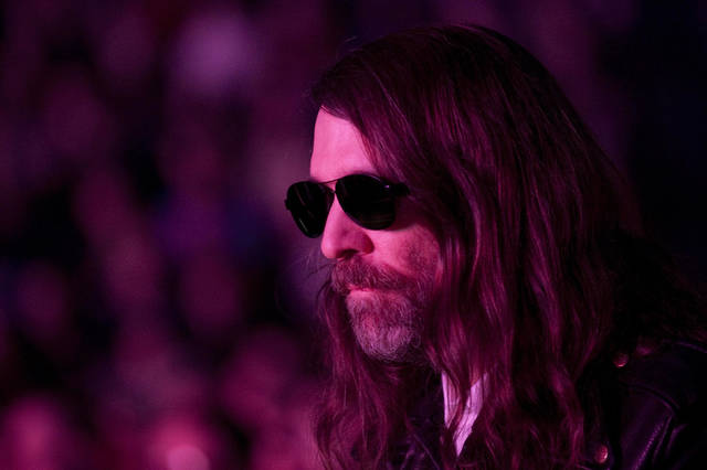 Paul O'Neill is the founder, producer and writer of Trans-Siberian Orchestra. Photo by Bob Carey <strong></strong>