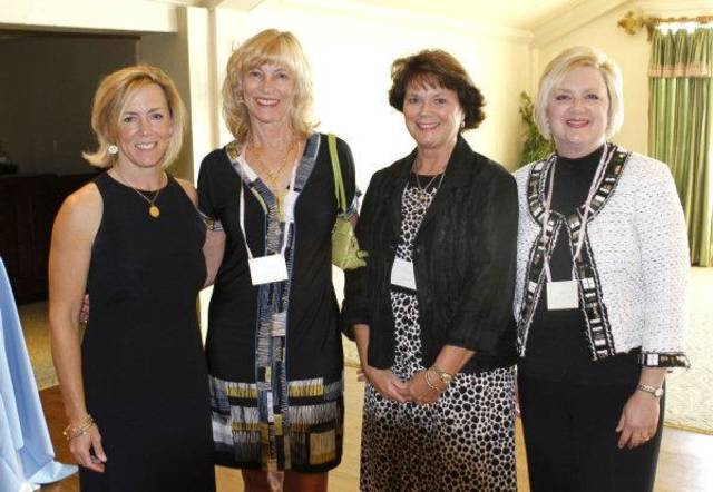 Tricia Everest, Donna Harmon, Elaine Hood, Carla Hardzog-Britt. PHOTO BY PAUL HELLSTERN, THE OKLAHOMAN <strong>PAUL HELLSTERN</strong>