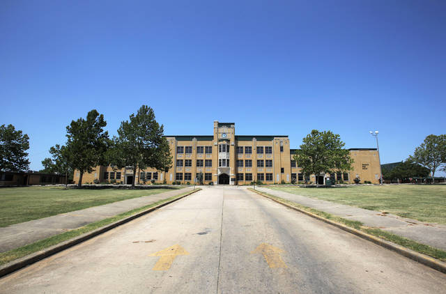 Seminole Public Schools is by far the largest district in Seminole County, about 60 miles east of Oklahoma City. Seminole School District has 1,845 students and is one of 10 school districts in the county. Photo by Garett Fisbeck, The Oklahoman