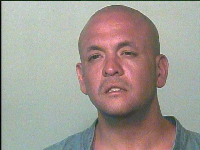 Jaime Joey Magallanes Jr., 35, was arrested Friday on a complaint of arson in connection with several trash bin fires in Oklahoma City. <strong></strong>