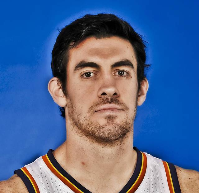 Nick Collison Thunder reserve forward