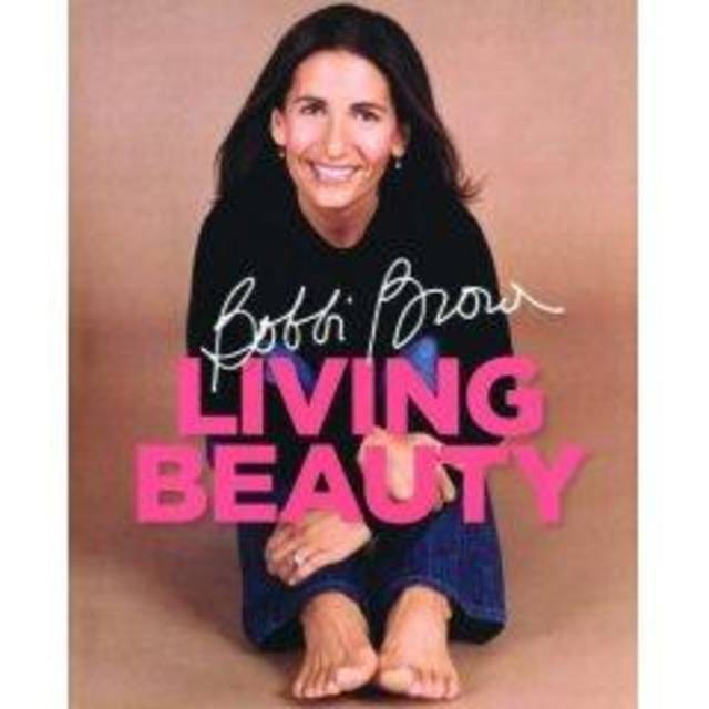Bobbi Brown book Living Beauty
