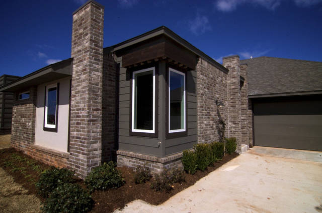 Jeff Click built this home in the Silverhawk addition at NW 178 and N Pennsylvania.  PHOTO PROVIDED BY JEFF CLICK HOMES