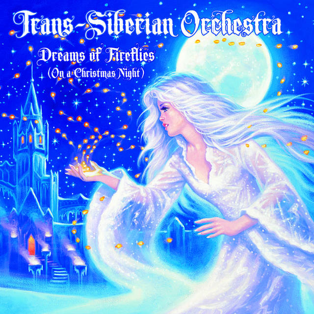 "Trans Siberian Orchestra's ""Dreams of Fireflies (On a Christmas Night)"". <strong></strong>"