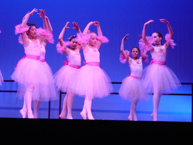 May 19, 2007 - Marjorie Kovich's Spring Recital @ The Sooner Theater - Ballet III Class<br/><b>Community Photo By:</b> Jeff Vaughn<br/><b>Submitted By:</b> T, Norman