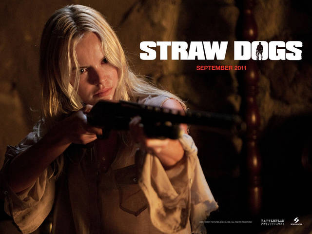 Straw Dogs promotional still