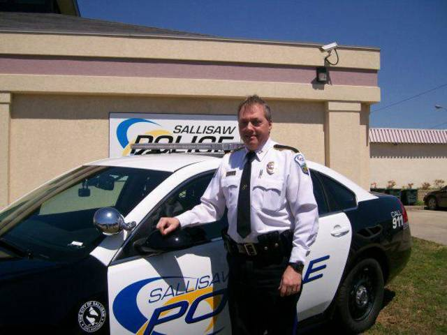 Sallisaw Police Chief Shaloa Edwards is shown on his Facebook page. Facebook photo