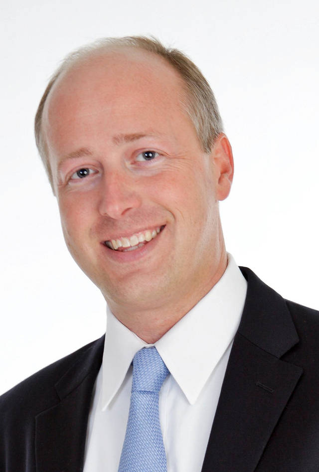 Oklahoma County District 2 Commissioner Brian Maughan <strong>PROVIDED - Provided</strong>