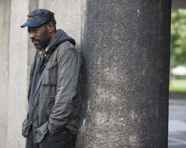 "Lennie James stars as Richard in ""Run."" - Hulu Photo"