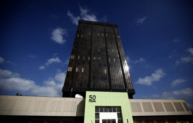 50 Penn Place is pictured in Oklahoma City, Thursday, March 15, 2012. Photo by Sarah Phipps, The Oklahoman.