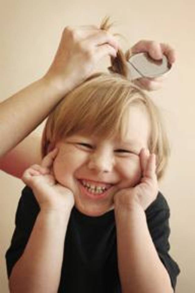 Do weekly head checks under a bright light to make sure your child hasn't picked up head lice from school. (NewsUSA)