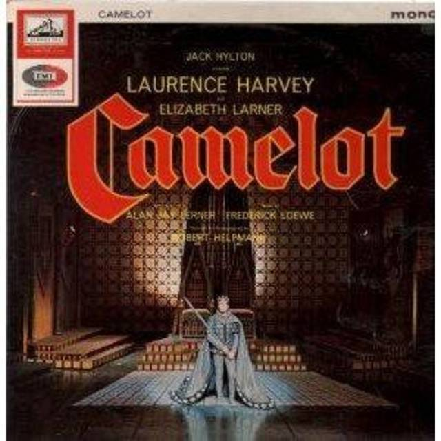 Camelot - Original London Cast