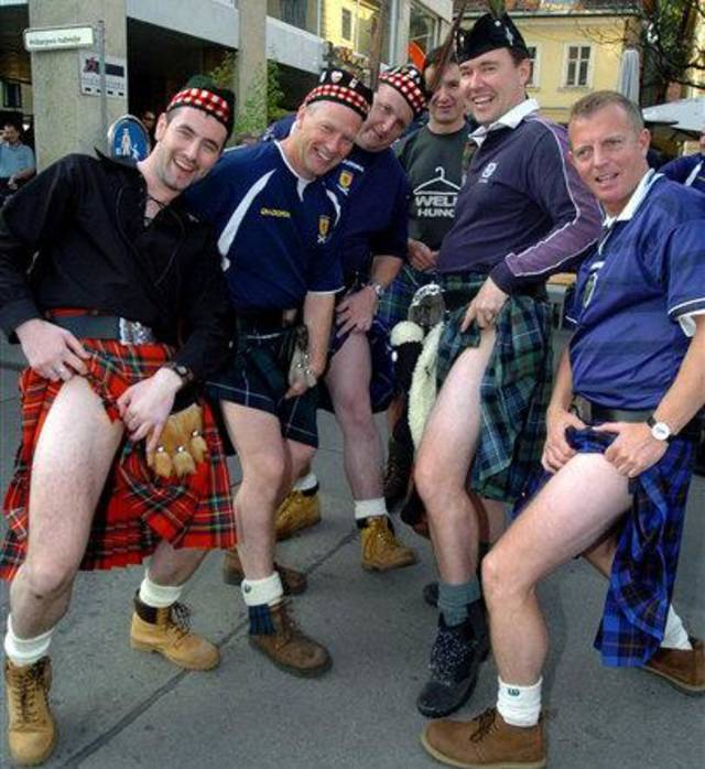 New draft on Scottish tradition leaves kilt wearers cold ...  New draft on Sc...