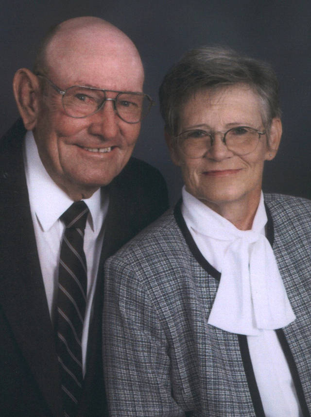 Don and Bonnie Arnold