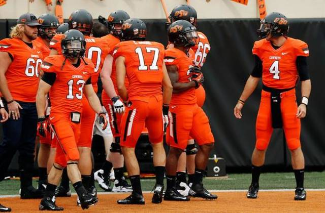 Uniform watch: Black-Orange-Orange