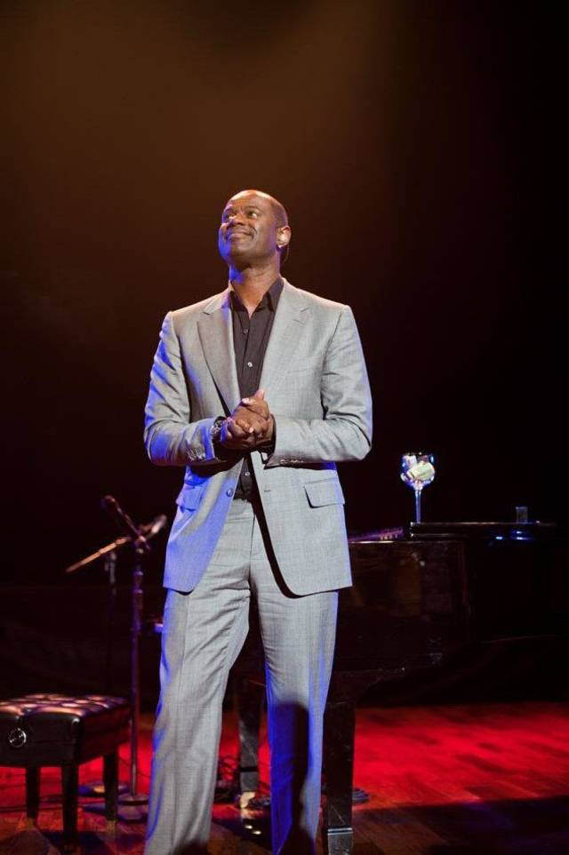 R&B singer-songwriter Brian McKnight will perform at Langston University's President's Scholarship Gala in October. <strong>Photographer: KEV!NOU - www.bmcknight.com</strong>