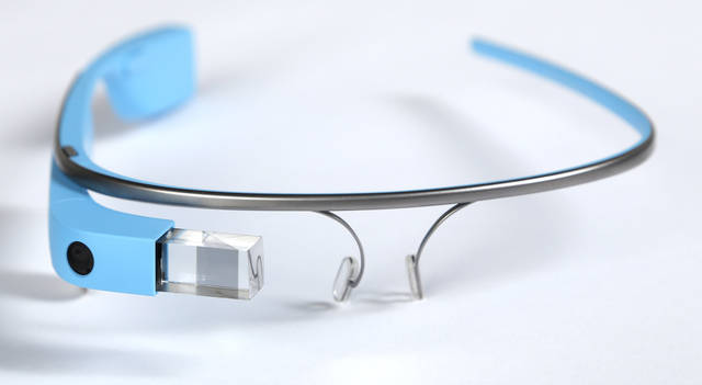Google Glass. Photo by Doug Hoke, The Oklahoman