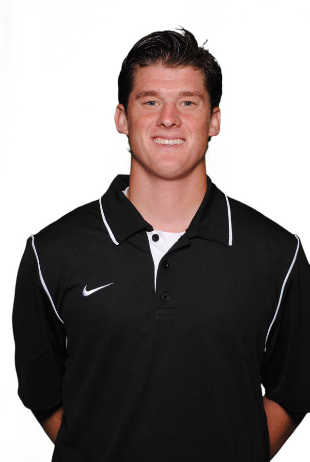 Dylan Terry, Southern Nazarene quarterback. Photo provided.