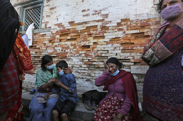In Nepal, a grim toll