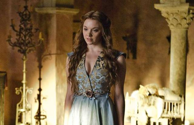 Margaery Tyrell doesn't know what she's getting herself into.