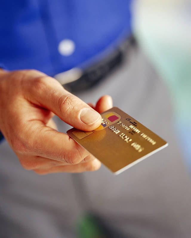 Credit card churning involves running up a balance on one card and flipping the balance to another card. Photo provided