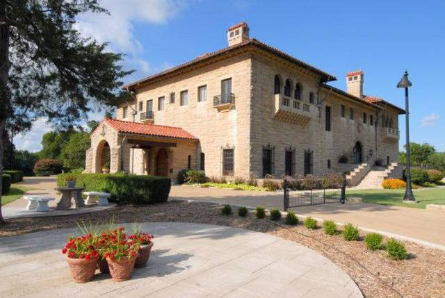 The Marland Mansion in Ponca City. <strong>Jim Argo - OKLAHOMA TOURISM PHOTO</strong>