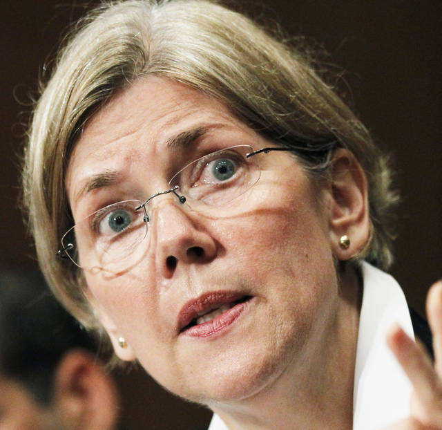 Elizabeth Warren Head of the Congressional Oversight Panel