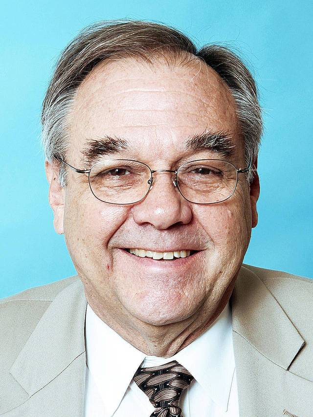 Rep. Steve Martin, R-Bartlesville <strong>David McDaniel - The Oklahoman</strong>