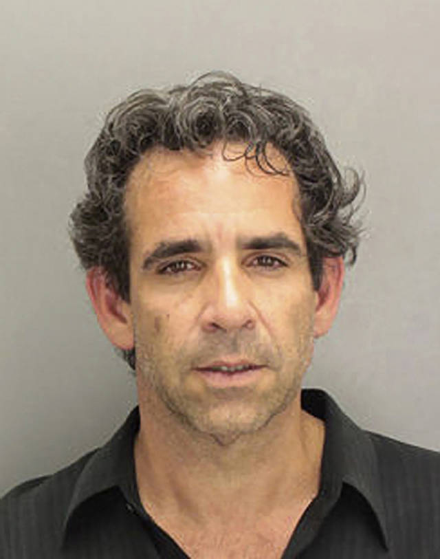 This undated booking photo provided by the Miami-Dade Police Department, on Tuesday, Jan 29, 2013, shows Anthony Bosch. Major League Baseball says it is &quot;extremely disappointed&quot; about a new report that says records from an anti-aging clinic in the Miami area link New York Yankees star Alex Rodriguez and other players to the purchase of performance-enhancing drugs. The Miami New Times said in a story on Tuesday that it had obtained files through an employee at a recently closed clinic called Biogenesis. The report said that the notes of clinic chief Bosch list the players&#039; names and the substances they received, including human growth hormone and steroids. (AP Photo/Miami-Dade Police Department)