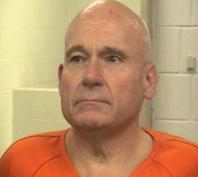 "This booking photo provided by Albuquerque Police Department, shows District Court Judge Albert S. ""Pat"" Murdoch. Murdoch was arrested Tuesday, July 19, 2011, on charges he raped a prostitute after an undercover officer bought a video recording of the alleged attack, according to a criminal complaint. (AP Photo/Courtesy of Albuquerque Police Department)"