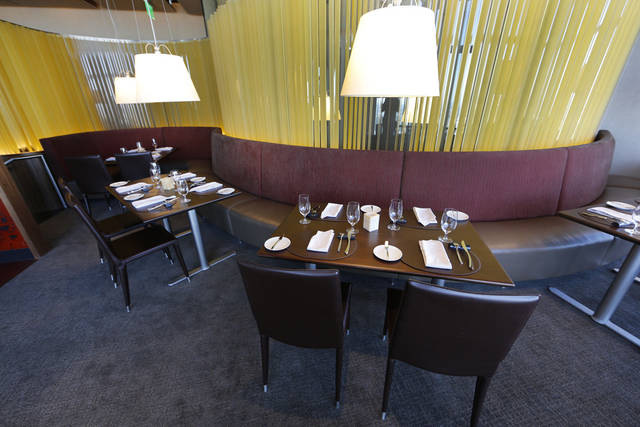 Vast is the new restaurant on the 49th floor of Devon Tower in Oklahoma City. Photo by Steve Gooch, The Oklahoman &lt;strong&gt;Steve Gooch - The Oklahoman&lt;/strong&gt;