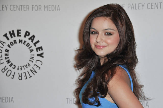 "FILE - In this Sept. 24, 2012 file photo, Ariel Winter attends the World Premiere of ""Batman: The Dark Knight Returns Part 1"" at The Paley Center for Media, in Beverly Hills, Calif.  A trial to determine whether Winter will continue living with her adult sister under a guardianship is scheduled to begin Wednesday Dec. 12, 2012 in Los Angeles. Winter�s mother Chrisoula Workman was temporarily stripped of custody of the actress in October amid allegations she�d been physically and emotionally abusive. (Photo by Richard Shotwell/Invision/AP, File)"