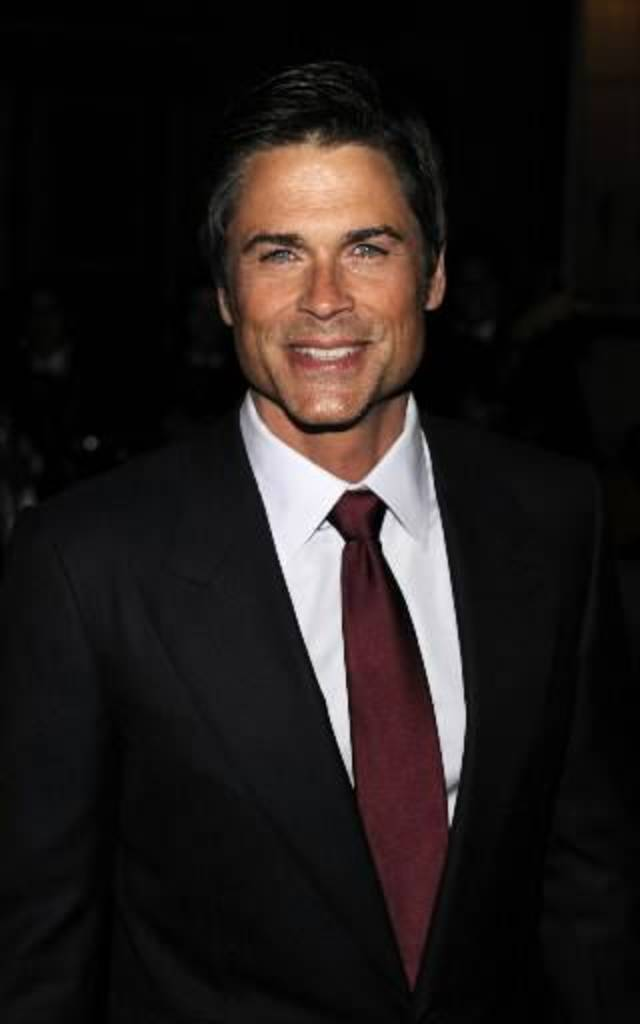 Rob Lowe (AP file)