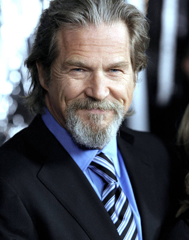 "Jeff Bridges will play Rooster Cogburn in a remake of ""True Grit."""