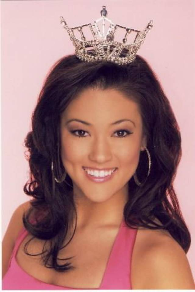 2009 file photoo - Alicia Clifton, Miss Oklahoma's Outstanding Teen. She is in the Guinness Book of World Records for doing the most consecutive number of pirouettes. Clifton started dancing at age 3 and by 9 competed in the World Tap Competition.