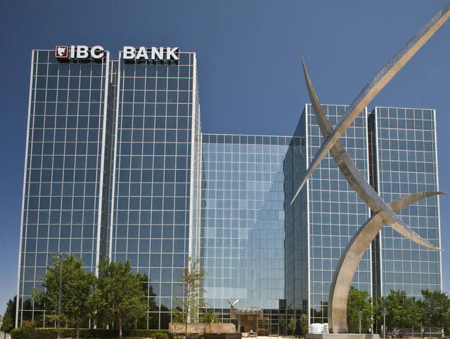 IBC Bank-Oklahoma headquarters, 3817 Northwest Expressway. &lt;strong&gt; - PROVIDED&lt;/strong&gt;