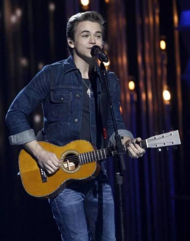 Hunter Hayes (AP file)