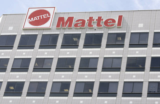 FILE - Mattel headquarters is shown in El Segundo, Calf., in this Aug. 14, 2007 file photo. Barbie maker Mattel Inc.'s annunced Friday Feb. 1, 2013 that fourth-quarter net income fell 17 percent, weighed down by a litigation charge. Its performance missed Wall Street's expectations for the critical holiday period. (AP Photo/Nick Ut, File)