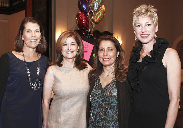 Julie Hall, Donna Bozalis, Lika Behar, Valerie Naifeh.
