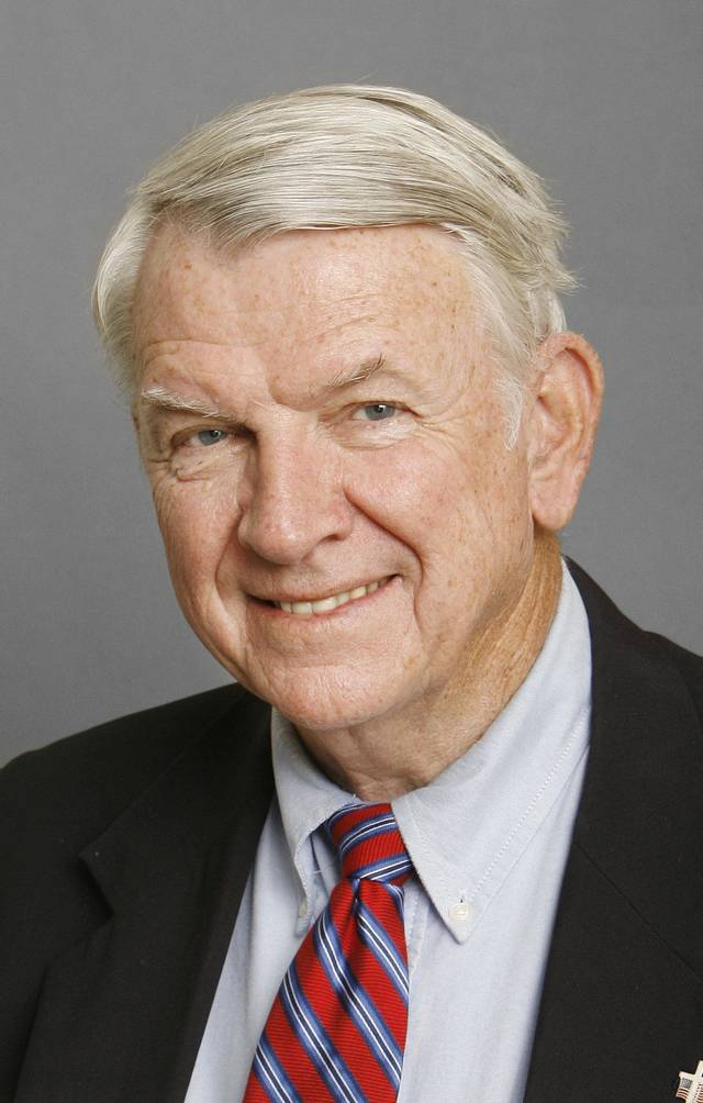 Oklahoma County District Judge Bill Graves